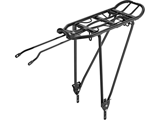 "Red Cycling Products Alu Carrier III Pannier Rack 24-28"", black"